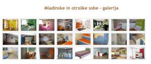 Svetovanje pri prodaji otroških sob preko spleta